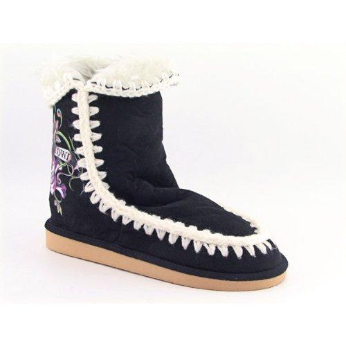 $80 Ed Hardy Shinjuku 19FSJ Womens Boots