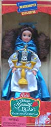Disneys Beauty and the Beast: The Enchanted Christmas Doll & Lumiere