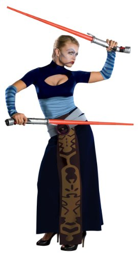 Rubie's Women's Star Wars Clone Asajj Ventress Costume