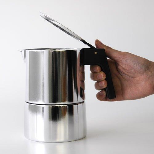 """Piero Lissoni Pina Espresso Coffee Maker Size: 5.91"""""""