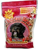 Charlee Bear Dog Treat, 16-Ounce, Liver/Cran