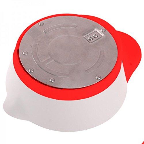 Balance de cuisine électronique bol récipient culinaire 1g à 5kg rouge