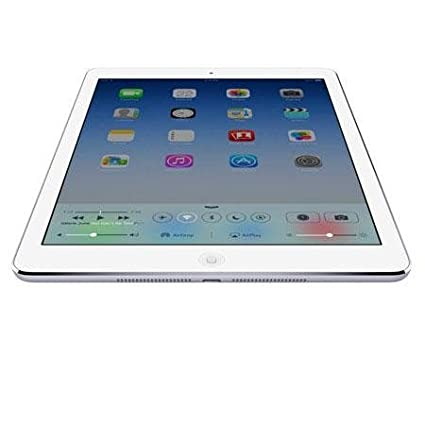 Apple iPad Air MD789LL/B (32GB, Wi-Fi, Silver) : Computers & Accessories