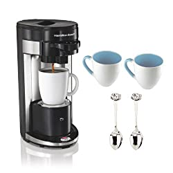 Hamilton Beach 49995 FlexBrew Single Serve K-Cup Coffeemaker Bundle by Hamilton Beach
