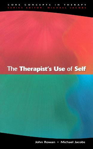 The Therapist's Use of Self, by John Rowan, Michael Jacobs