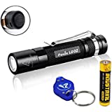 Fenix LD02 100 Lumens Mini Pen Light LED Flashlight w/ 1xAAA battery and a Lumen Tactical key chain light