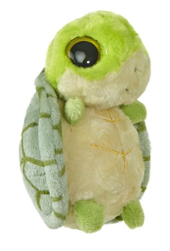"Aurora World YooHoo Shelbee Tortoise 5"" Plush - 1"
