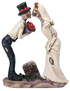 Love Never Dies Married Couple Figurine