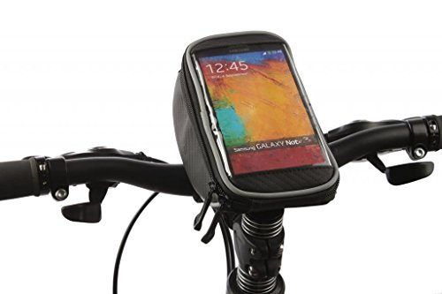Roswheel Bicicletta Ciclismo MTB BMX Borse da manubrio supporto del telefono mount con touch screen Adatto IPhones Samsung LG Nexus Lumia Sony HTC 5.5 pollice schermo