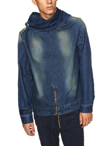 Trikki Terminal Men's Jacket  Denim Small