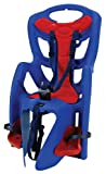 Bellelli Pepe Clamp Fit Baby Carrier (Blue/Red, 50-Pound)