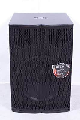 "Electro-Voice TX1181 Tour-X Single 18"" Subwoofer Black from Electro-Voice"