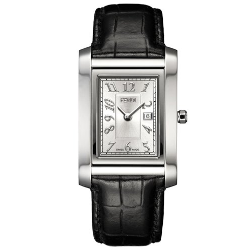 Fendi Loop Large Square Ladies Quartz Watch - F771161