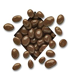 Koppers Milk Chocolate Covered Deluxe Rasins, 5-Pound Bag