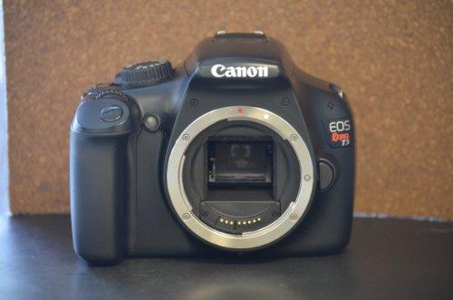 Canon EOS Rebel T3 12.2 MP CMOS Digital SLR Camera