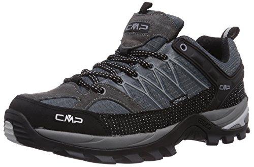 CMP RIGEL, Scarpe da trekking medio uomo, Grigio (Grau (GREY U862)), 44