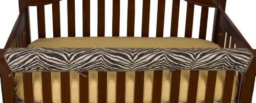 Cotton Tale Designs Crib Front Cover Up, Zufc Sumba