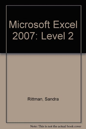 Microsoft Excel 2007: Level 2 of 3 (Labyrinth Brief Office 2007)