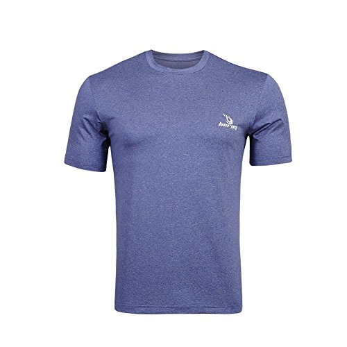 Limited-TimeBeroy-Men-Short-Sleeve-Dry-Quik-Top-T-shirt-and-running-short-t-shirt