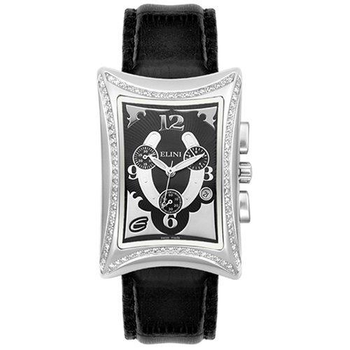 Elini Men's Nazar  Diamond Chronograph Watch #BK774TOPBK - Buy Elini Men's Nazar  Diamond Chronograph Watch #BK774TOPBK - Purchase Elini Men's Nazar  Diamond Chronograph Watch #BK774TOPBK (Elini, Jewelry, Categories, Watches, Men's Watches, By Movement, Swiss Quartz)