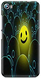 KSC Desginer Hard Back Case Cover For Micromax Canvas Fire 4 A107