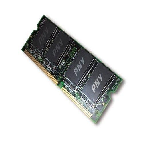 PNY Premium Arbeitsspeicher (1 GB, DDR2, 667 MHz, PC25300 SO DIMM Notebook Laptop Arbeitsspeicher