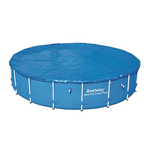 Bestway 16 39 pool cover home garden spa spa accessories covers for Garden pool accessories