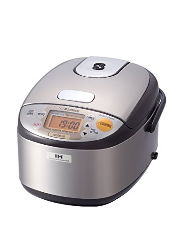 Zojirushi NP-GBC05XT Induction Heating System 3-Cup Rice Cooker & Warmer