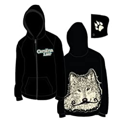 Carolina Liar - Wolf in Disguise Hoodie