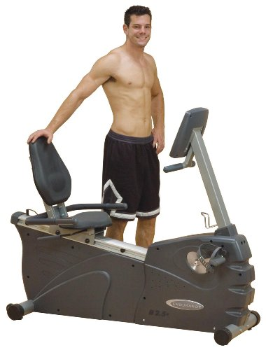 Endurance B2.5R Electronic Recumbent Exercise