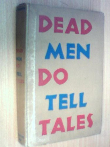 Dead Men DO Tell Tales, Khun de Prorok, Byron