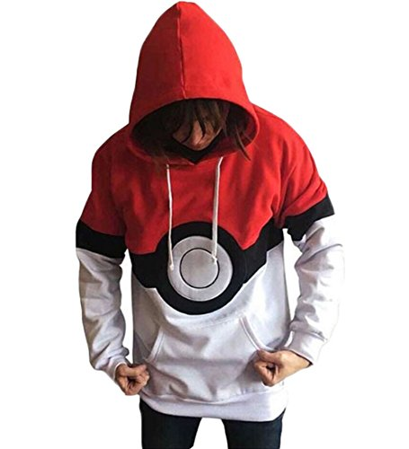 hmamliel-mens-pokemon-elves-ball-loose-hooded-casual-printing-fleece