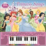* DISNEY PRINCESS LEARN PIANO