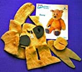 Minicraft Sewing Kit - Cuddle Time Bear: Honey