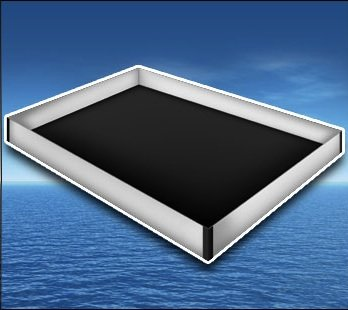 Promax Heavy Duty Waterbed Liner For Hardside Waterbed Mattress front-485035