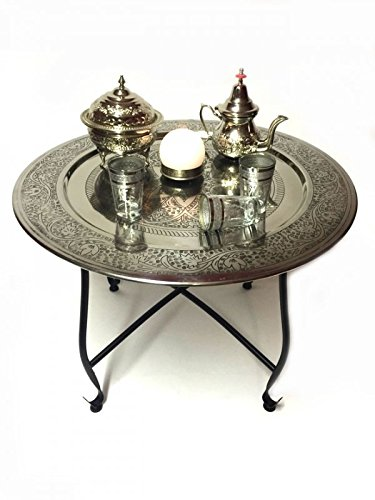 orientalischer tisch sule 60cm com forafrica. Black Bedroom Furniture Sets. Home Design Ideas