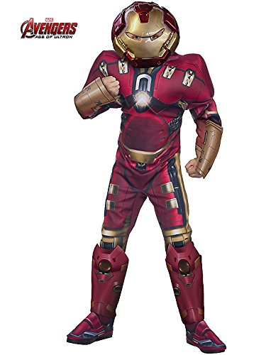 Rubie's Costume Avengers 2 Age of Ultron Child's Deluxe Hulk Buster Iron Man Costume