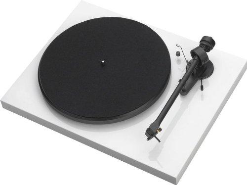 Platines vinyle hi-fi Pro-Ject Debut 3 Blanche