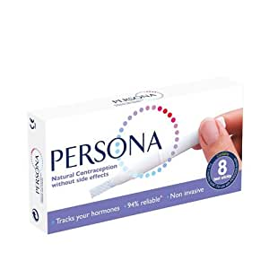 Personal Contraception Monitor refills kit - 8 test sticks