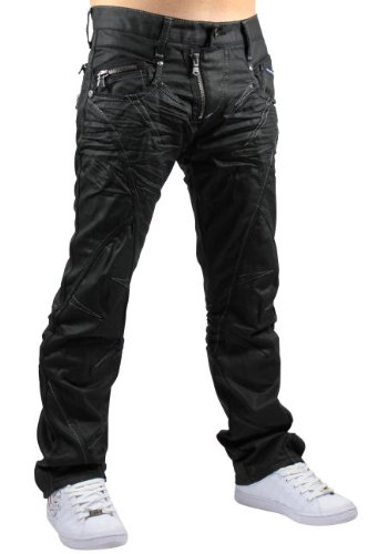 Cipo  &  Baxx Jeans Pants C-812 black denim 32/34