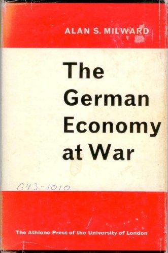 German Economy at War