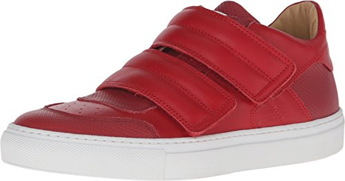 mm6-maison-margiela-womens-low-top-red-red-calf-sneaker-375-us-womens-75-m