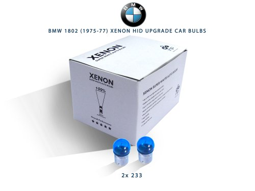 BMW 1802 (1975-77) Xenon HID Bulbs for Cars. Foglight lamps for Cars