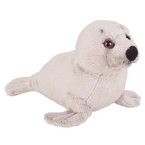 FAO Schwarz 9 inch Miniature Seal - Gray - 1