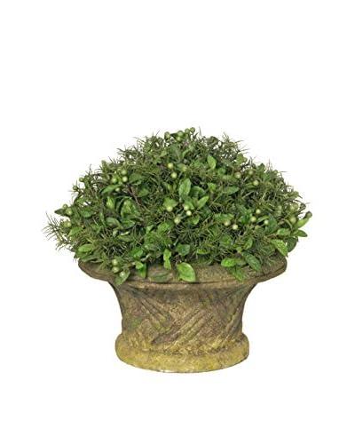 Forever Greens!  Pianta Artificiale Centrotavola