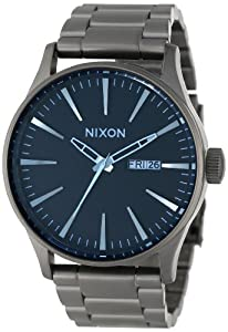 Amazon.com: Nixon Men's A3561427 Sentry SS Watch: Nixon: Watches