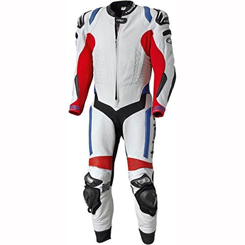 Held RACE-EVO - Sportkombi 1tlg./weiß/rot/blau/ Größe 52