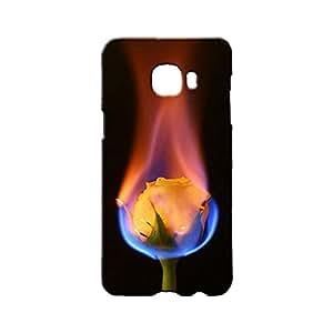 BLUEDIO Designer Printed Back case cover for Samsung Galaxy C5 - G0561