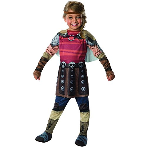 How to Train Your Dragon: Astrid Kids Costume