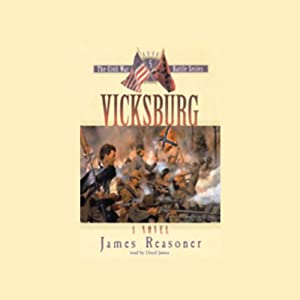 Vicksburg: Civil War Battle Series Book 5 | [James Reasoner]